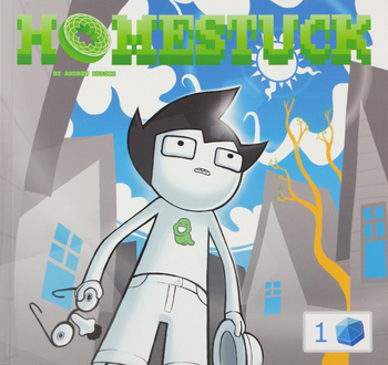 http://static.tvtropes.org/pmwiki/pub/images/homestuck_book_one.jpg
