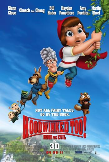 Hoodwinked Too Hood Vs Evil Western Animation Tv Tropes