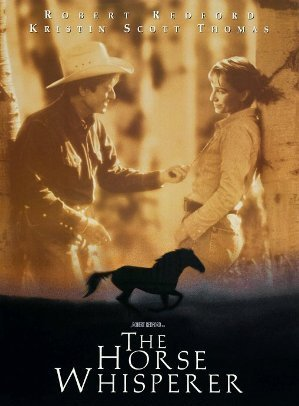 an analysis of the movie the horse whisperer based on the novel by nicholas evans Type your author information in the search box below to begin  evans, nicholas: the horse whisperer: general  group psychology and the analysis of the ego.