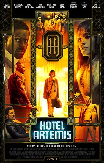 Hotel Artemis Film Tv Tropes