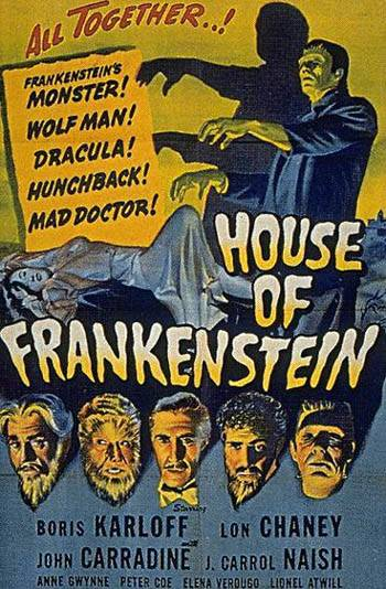 Resultat d'imatges de house of frankenstein
