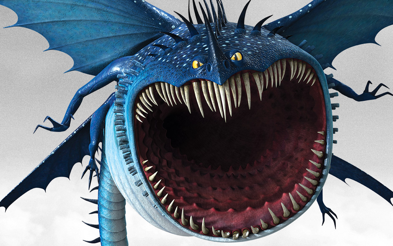 how to train your dragon films hooligan dragons