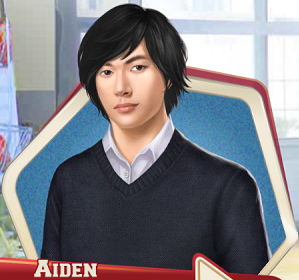 Hollywood u dating aiden meaning