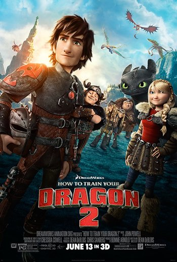 Dragon how your movie train to