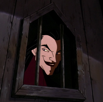 The Hunchback Of Notre Dame Ii Nightmare Fuel Tv Tropes