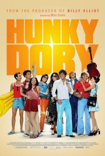 Hunky Dory (Film) - TV Tropes