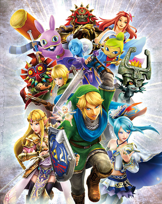 Hyrule Warriors / Characters - TV Tropes