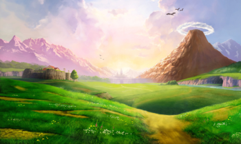 https://static.tvtropes.org/pmwiki/pub/images/hyrule_field_oot3d.png