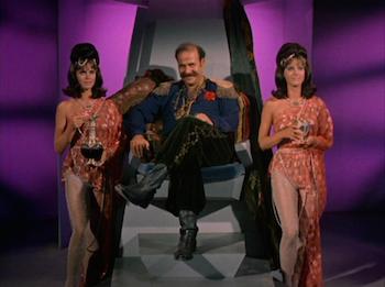 Star Trek Mudd