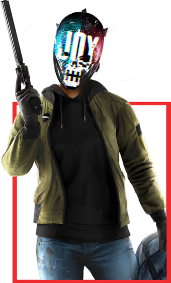 payday 2 jiro pager