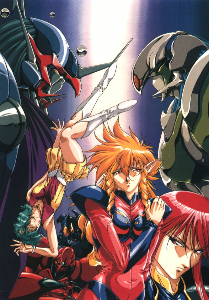 Vision of escaflowne porn