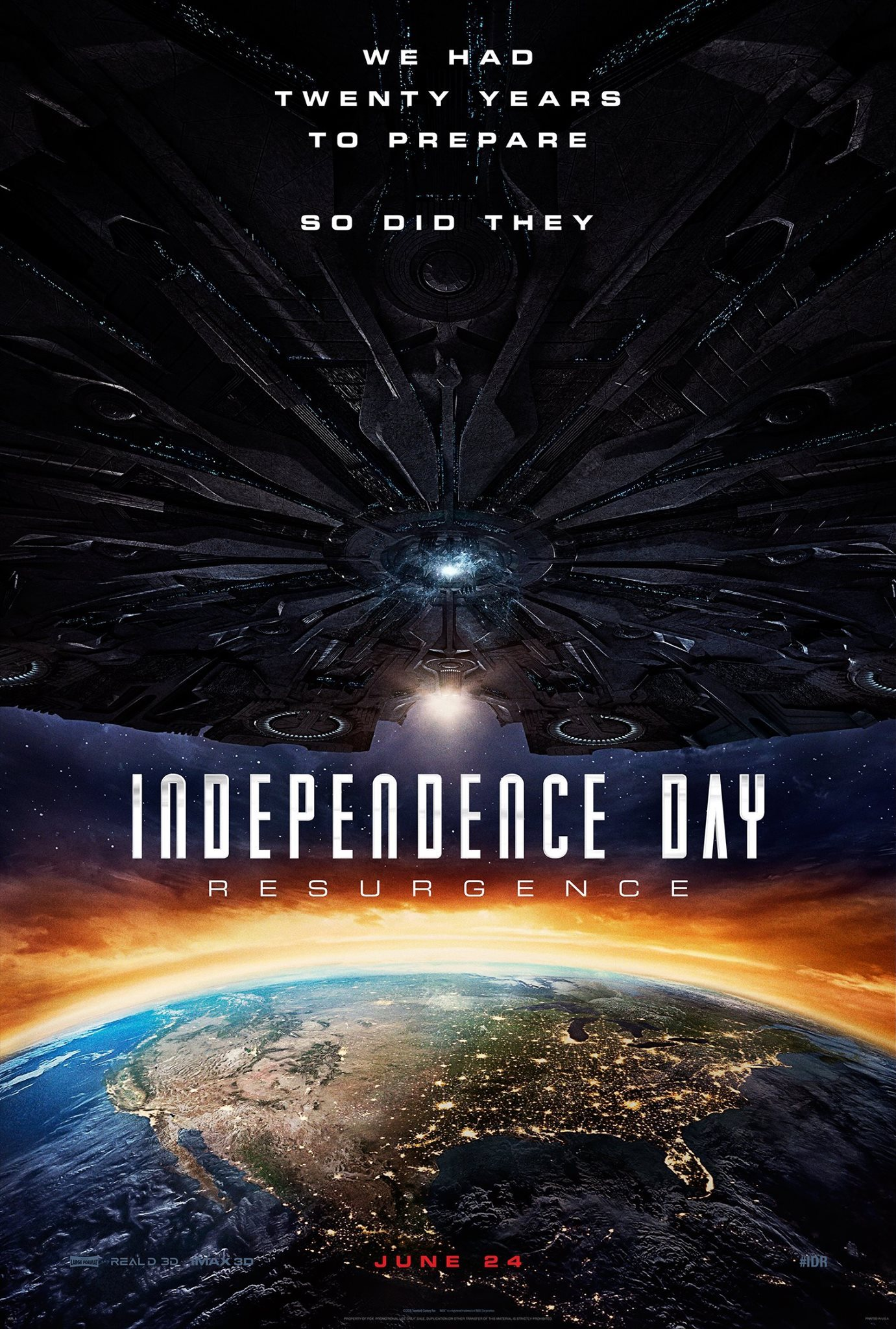 Independence Day Resurgence TV Tropes