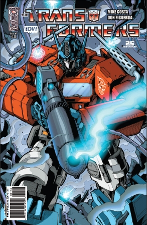 The Transformers (IDW) (Comic Book) - TV Tropes