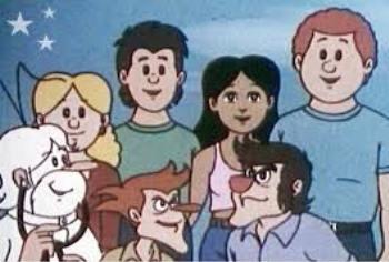 Il était une fois... (Western Animation) - TV Tropes