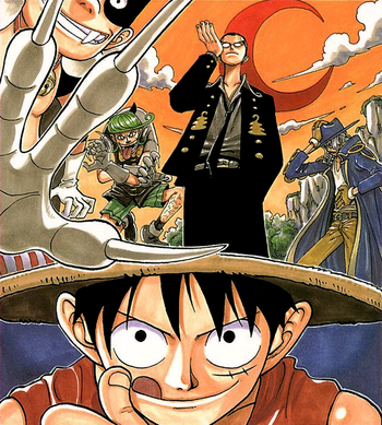 One Piece Kuro Arc / Recap - TV Tropes
