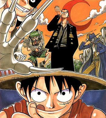 One Piece Kuro Arc Recap Tv Tropes