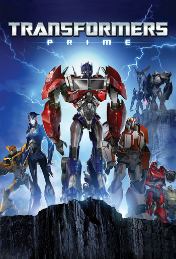 transformers prime western animation tv tropes
