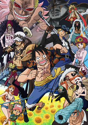 One Piece Dressrosa Arc / Recap - TV Tropes