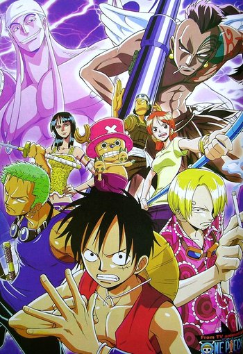 One Piece Skypiea Arc / Recap - TV Tropes