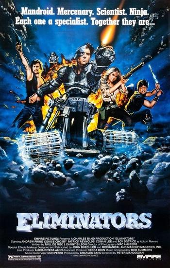eliminators full movie