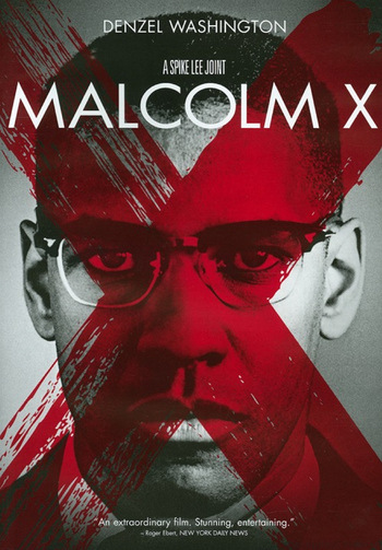 malcolm x 1992 film review Insightful and well-rounded portrait of malcolm x read common sense media's malcolm x review, age rating, and parents guide.
