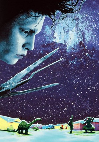 edward scissorhands film review
