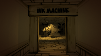 bendy and the ink machine tropes