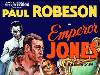an analysis of the emperor jones a play by eugene oneil The emperor jones is a one-act play in  and tokyo were some of the foreign cities it visited, and on the basis of the emperor jones, eugene o'neill was now.