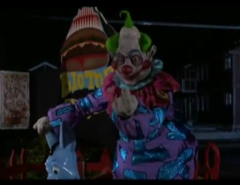 Nightmare Fuel Killer Klowns From Outer Space