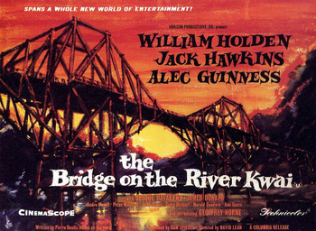 an analysis of the bridge over the river kwai by pierre boulle The working title of the film was the bridge over the river kwai , which was the english translation of the title of pierre boulle's novelthe opening and closing cast credits differ slightly in order.