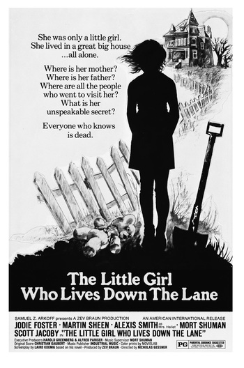 The Little Girl Who Lives Down the Lane (Film) - TV Tropes