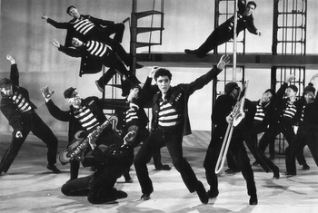 the rock jail_Jailhouse Rock (Film) - TV Tropes