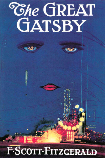 The great gatsbys illusion of himself in f scott fitzgeralds the great gatsby