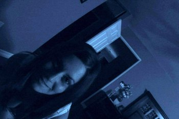 Paranormal Activity Katie Possessed