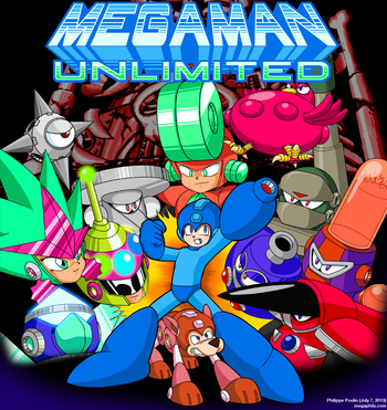 Mega Man Unlimited (Video Game) - TV Tropes