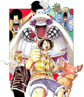 One Piece Drum Island Arc / Recap - TV Tropes