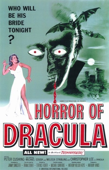 Horror of Dracula (Fil...