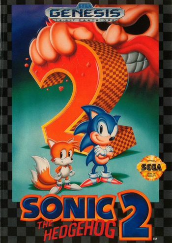 Sonic the Hedgehog 2 (Video Game) - TV Tropes