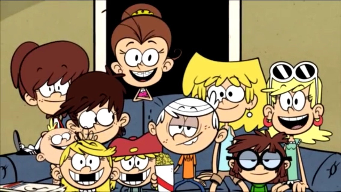 The Loud House Sisters: The Loud House / Heartwarming
