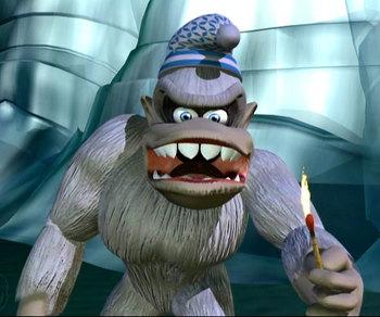 Donkey Kong / Characters - TV Tropes