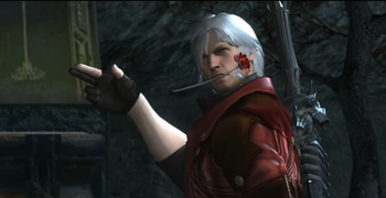 Devil May Cry Funny Tv Tropes