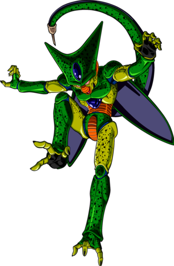 Dragon Ball Cell / Characters - TV Tropes