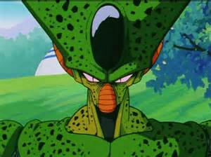 dragon ball z abridged cell characters tv tropes