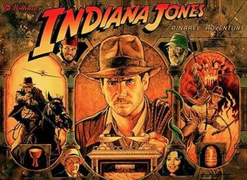 Indiana Jones The Pinball Adventure Pinball Tv Tropes