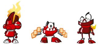 LEGO.com Mixels Explore - Characters - Cragsters - Krader
