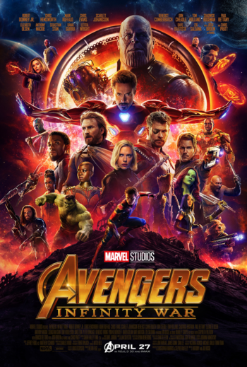 Avengers: Infinity War (Film) - TV Tropes