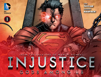 Injustice Gods Among Us Comic Book Tv Tropes