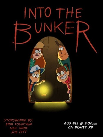 https://static.tvtropes.org/pmwiki/pub/images/into_the_bunker_promo.jpg
