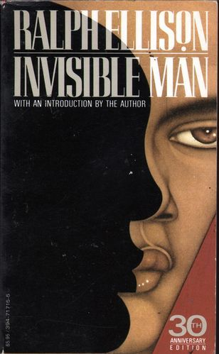 "analysis of ralph ellisons the invisible man One of the greatest of all american books, ralph ellison's ""invisible man,"" was published by random house sixty years ago, on april 14, 1952, and."