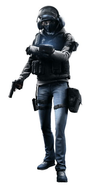 Rainbow Six Siege Operators - Base Game / Characters - TV Tropes